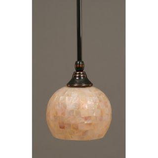 Toltec Lighting Any 1 Light Stem Mini Pendant