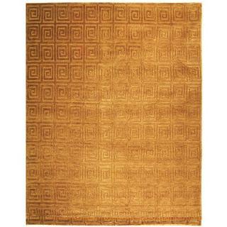 Safavieh Tibetan Bronze Greek Key Rug