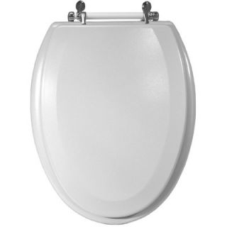 Beneke Magnolia Elongated Molded Wood Toilet Seat   110E WPC / CPH