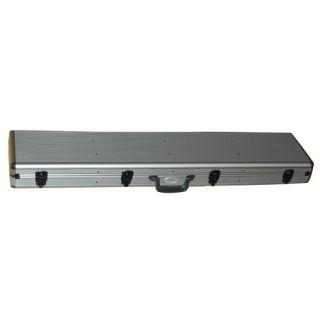 Aluma Framed Aluminum Single Rifle Gun Case