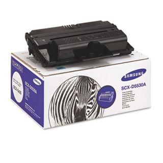 Samsung SCXD5530A Laser Cartridge, Black   SASSCXD5530A