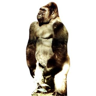 Advanced Graphics Gorilla Life Size Cardboard Stand Up