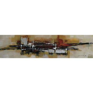 Yosemite Home Decor Abstract City I Canvas Art   FC2436 1