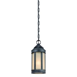 Troy Lighting Andersons Forge Hanging Lantern in Aged Iron