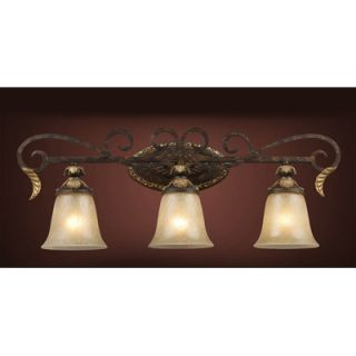 Elk Lighting Trump Home Regency Vanity Light in Burnt Bronze   2152