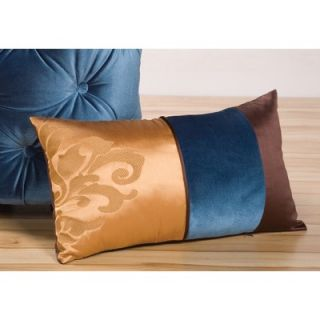 Sandy Wilson Fusion Lumbar Pillow with Embroidery   8040 639640638