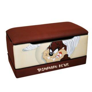 Warner Brothers TAZ Tasmanian Devil Toy Box