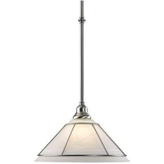 Dolan Designs Craftsman 1 Light Pendant