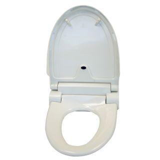 Elongated Touch Free Sensor Controlled Automatic Toilet Seat