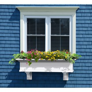 Mayne Inc. Yorkshire Rectangular Window Box Planter