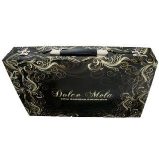 Dolce Mela Curiosita 6 Pieces Full/Queen Duvet Cover Set