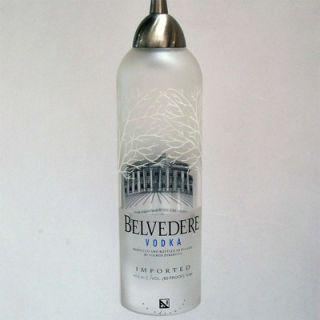 Bottlehood 1 Light Pendant   L P 175BEL SNC