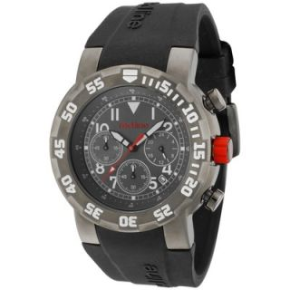 Red Line Mens RPM Chronograph Siliocne Round Watch