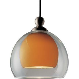 Progress Lighting Illuma Flex 1 Light Dome Mini Pendant   P6135 09