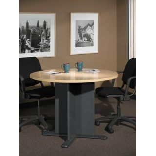 Bush Series A Round Conference Table   TB14542A