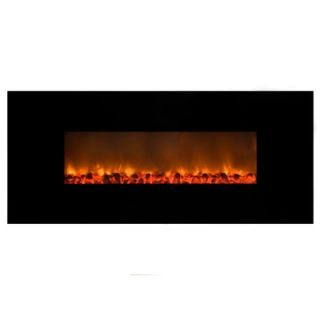 Yosemite Home Decor Wall Mounted Electric Fireplace   DF EFP148