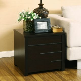 Hokku Designs Benita Storage Trunk Style End Table   JEJ 2252