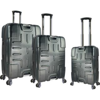 Traveler Fashion 2 Piece Spinner Luggage Set