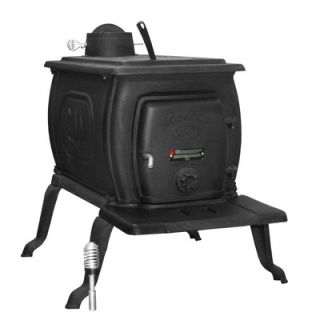 US Stove Large Cast Iron Logwood Stove