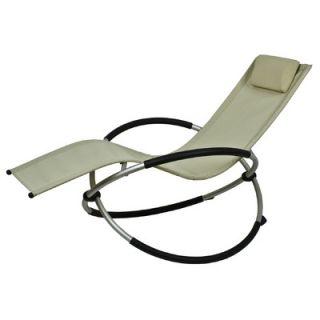 Atlantic Outdoor Foldable Aluminum Zero Gravity Chair