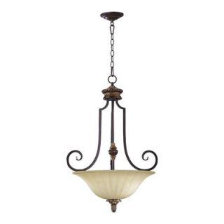 Quorum 1 Light Dome Mini Pendant   1335 165