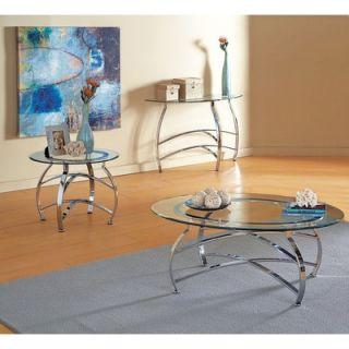 Steve Silver Furniture Reno End Table   RE200ET / RE200EB