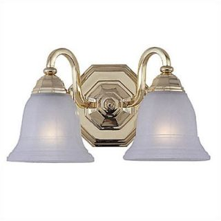 Sea Gull Lighting Polished Brass Wall Sconce