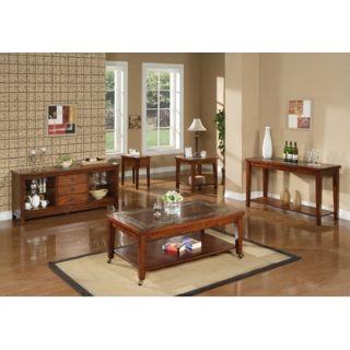Steve Silver Furniture Davenport End Table