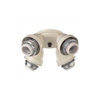 Monte Carlo Fan Company 2 1/4 Neck Wide Angle Retrofit Neck Fitter
