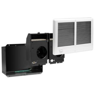 Com Pak Plus Twin 3000W Fan Forced Wall Heater in White