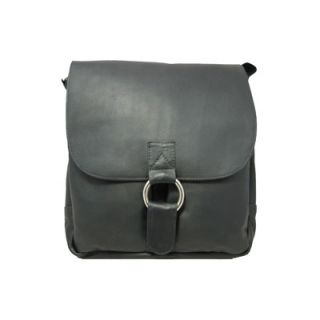 David King Vertical Laptop Messenger Bag
