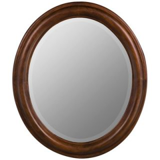 Cooper Classics Addison Oval Mirror in Vineyard Finish