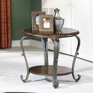 Steve Silver Furniture Sumatra End Table   SU500ETC / SU500ETC
