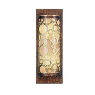 Livex Lighting Avalon Wall Sconce in Palacial Bronze