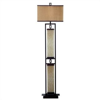 Kenroy Home Plateau Floor Lamp in Oil Rubbed Bronze   30742ORB