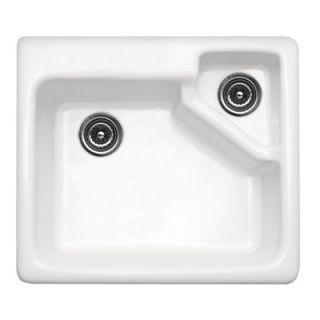 CorStone Advantage Quidnick Single Bowl Self Rimming Kitchen Sink