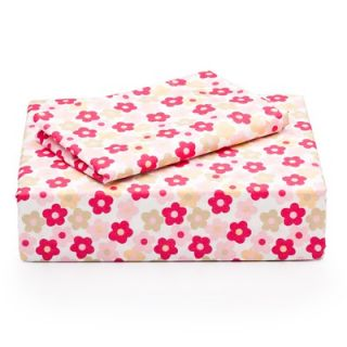 Laura Ashley 200 Thread Count Daisy Sheet Set   174345/174346