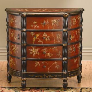 AA Importing Cabinet in Burnt Orange