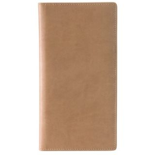 Royce Leather Man Made Leather Passport Ticket Holder   211 11
