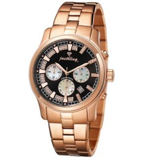JBW Womens Alessandra Watch in Rose Gold   JB 6217 I
