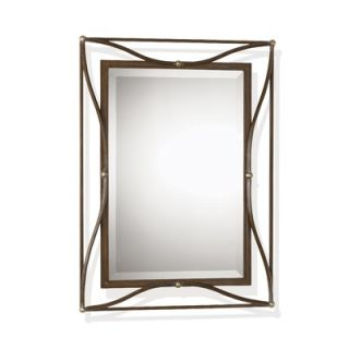 Uttermost Thierry Metal Framed Mirror