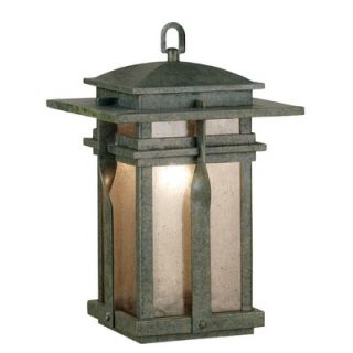 Kenroy Home Carrington 1 Light Hanging Lantern   91904BL / 91904RST