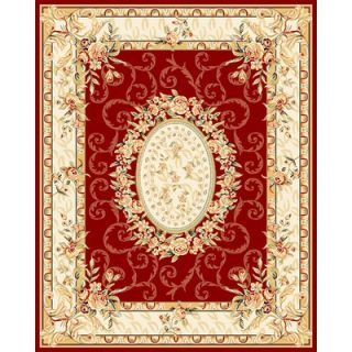 Safavieh Lyndhurst Aubusson Sage/Ivory Rug   LNH218B RE
