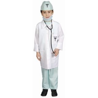 Up America Deluxe Doctor Dress Up Childrens Costume Set   207