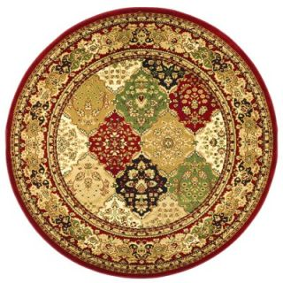 Safavieh Lyndhurst Multi/Red Rug   LNH221B RE