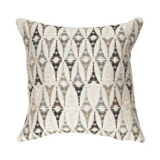 Jules Pansu Jakarta Ikat Tapestry Pillow   6671   Jakarta Ikat