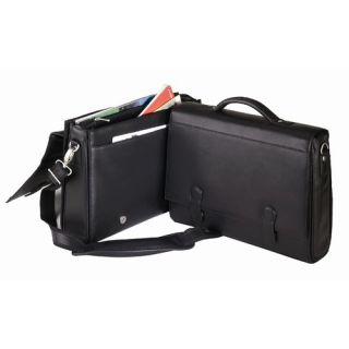 Uncle Mikes Tactical Briefcase with Hang Tag in Black