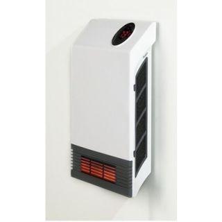 Heat Storm Delux Wall Infrared Heater 1000 Watt   HS 1000 WX