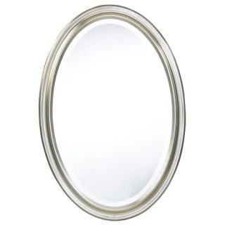 Cooper Classics Blake Oval Wall Mirror in Antique