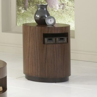 Steve Silver Furniture Orbit End Table